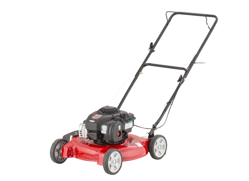 MTD lawn mowers: review, features, reviews 15