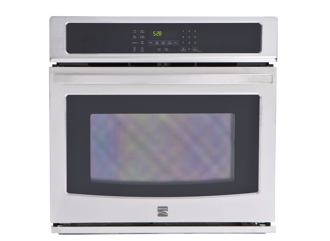 Kenmore Pro 30 Electric Double Wall Oven Reviews
