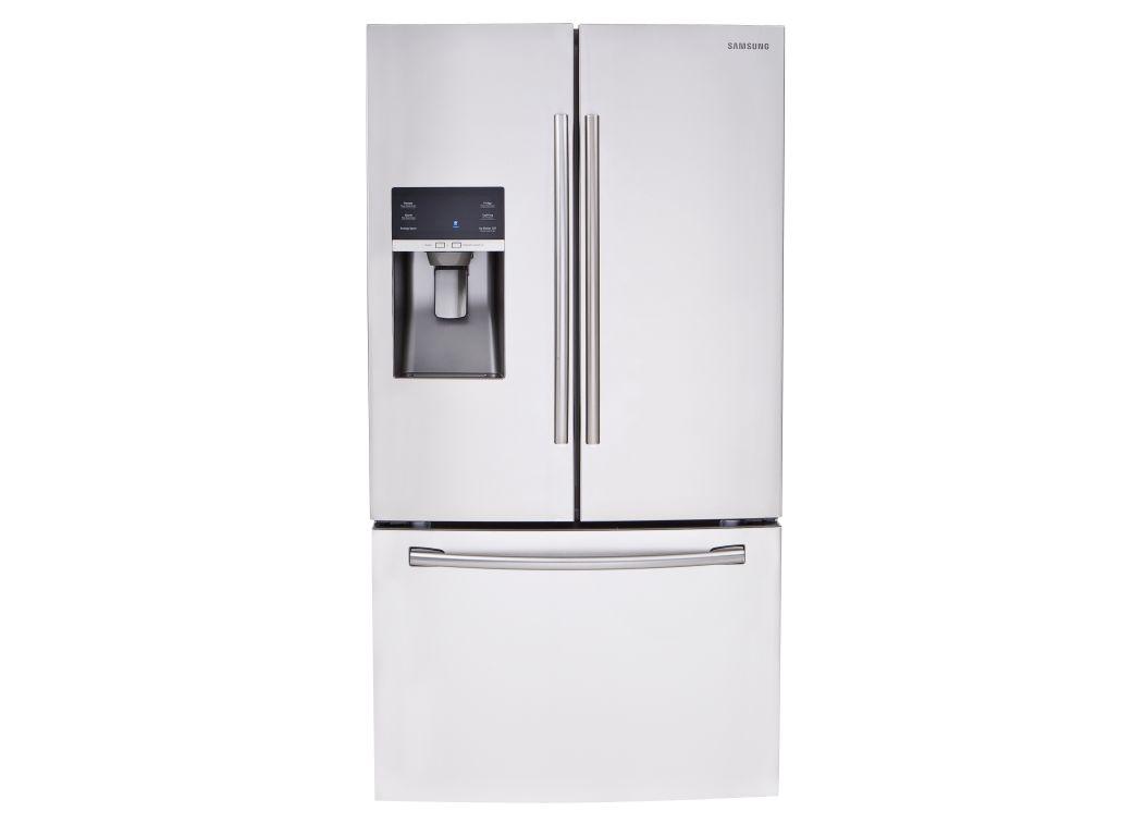 Beau Samsung RF28HFEDBSR Refrigerator
