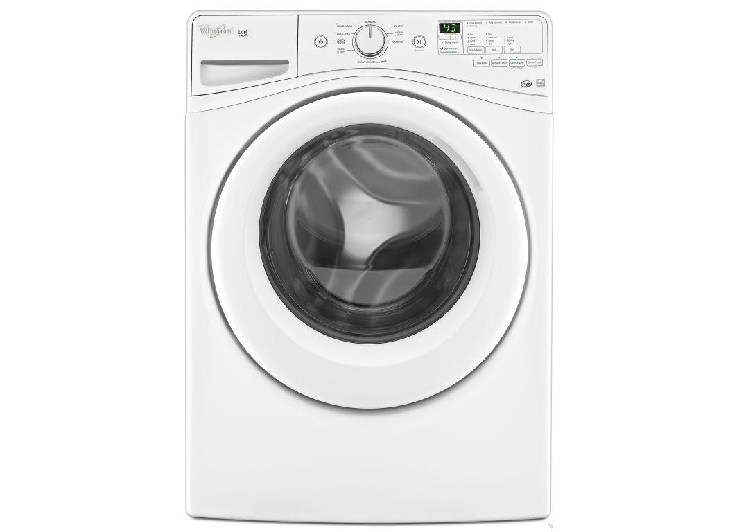 Whirlpool Duet WFW81HEDW Washing Machine - Consumer Reports