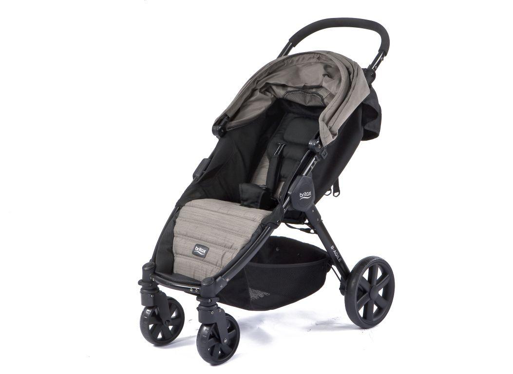 Britax B-Agile 4 Stroller - Consumer Reports