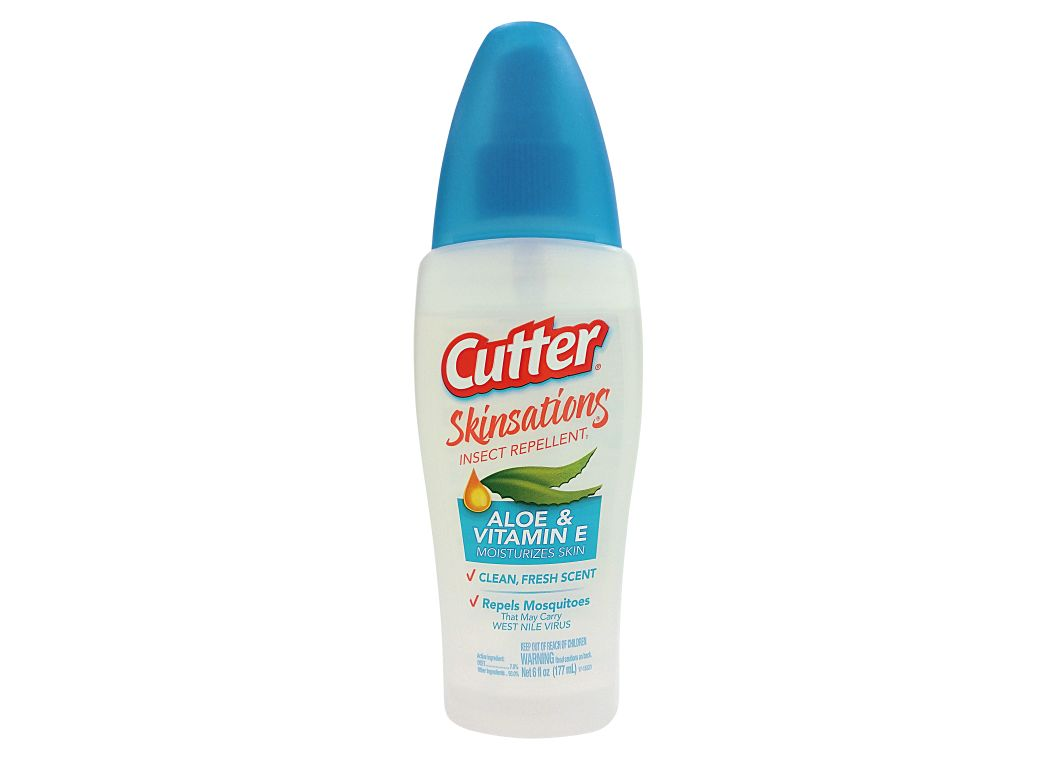 Cutter Skinsations Insect Repellent1 Insect Repellent