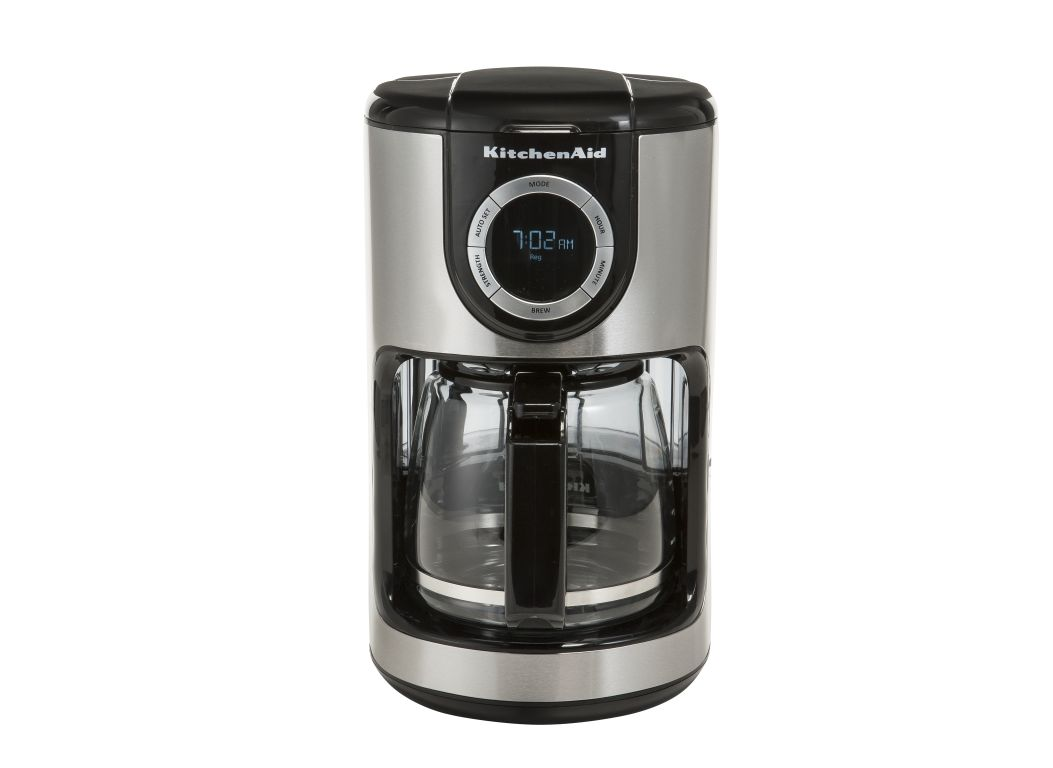 kitchenaid coffee maker consumer reports kitchenaid kcm1202ob 13339