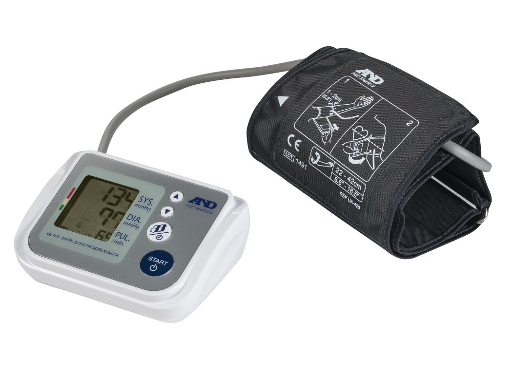 Ad Medical Ua767f Blood Pressure Monitor Consumer Reports
