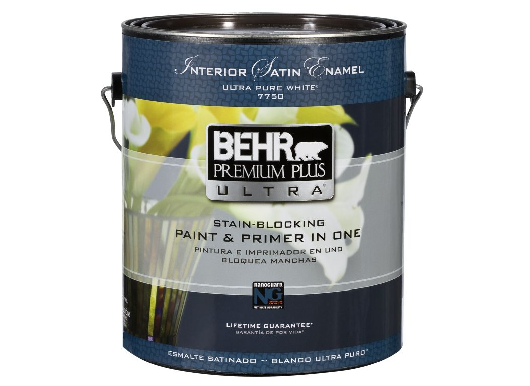 Behr Premium Plus Ultra (Home Depot) Paint