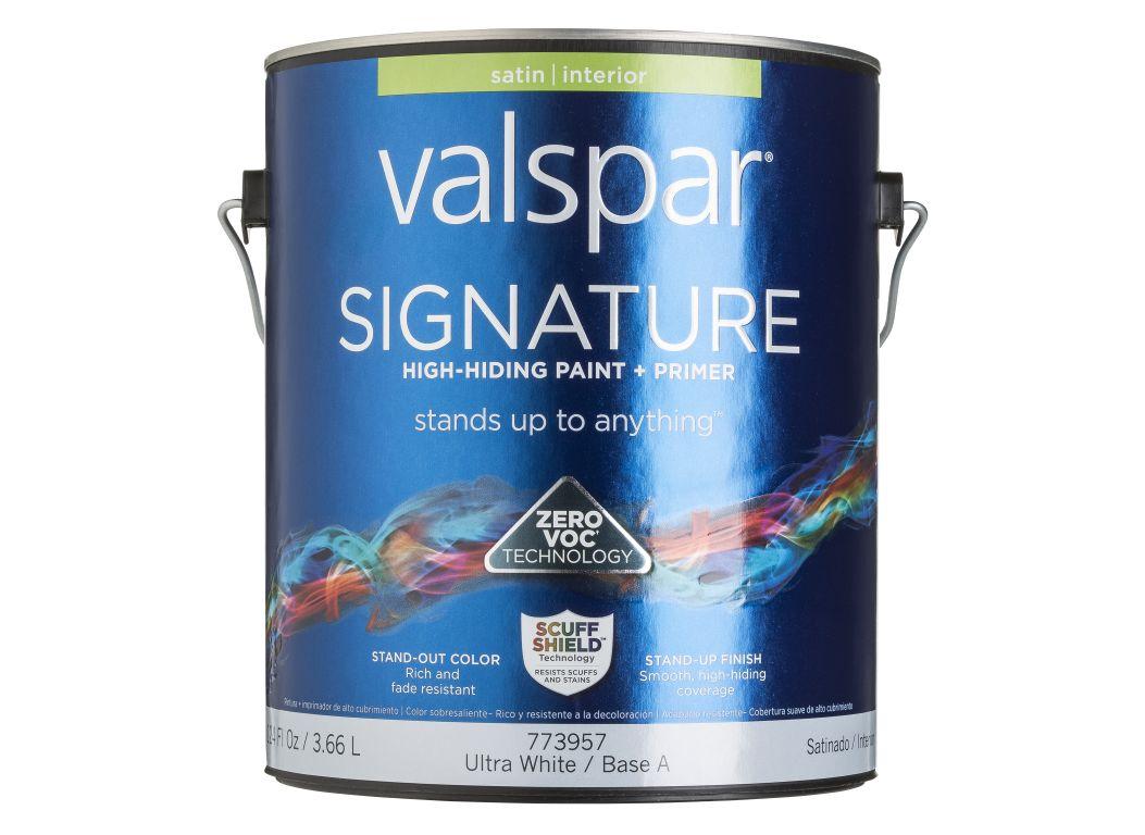 Valspar Signature (Lowe\'s) Paint - Consumer Reports