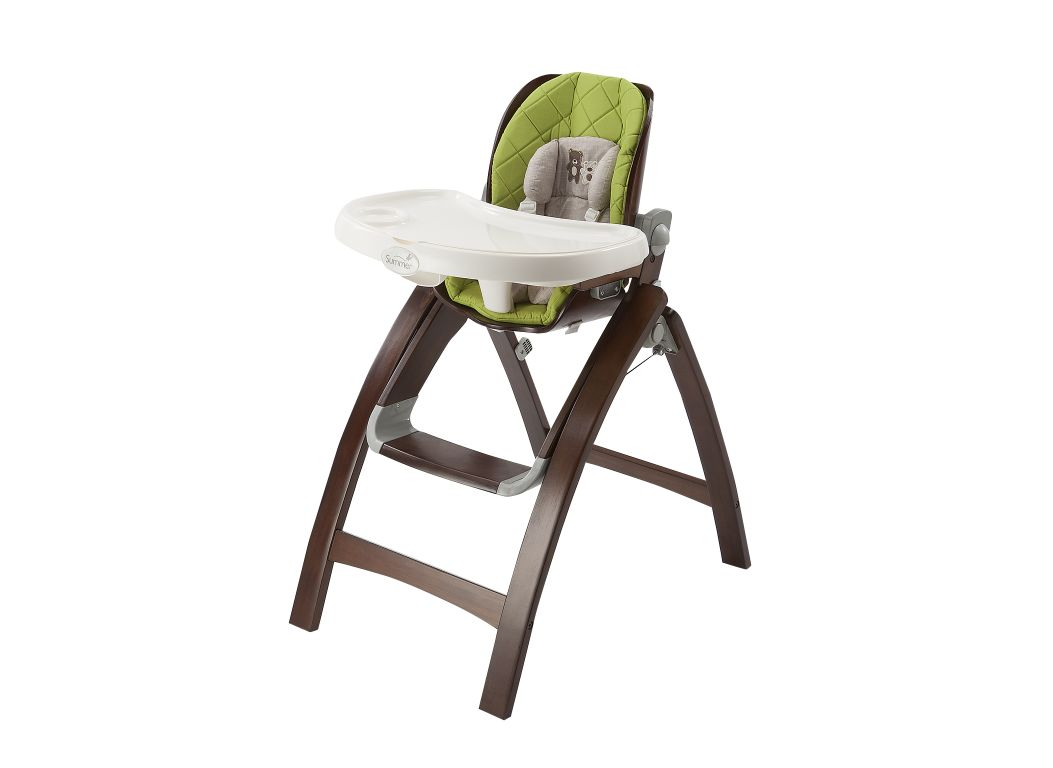 Delicieux Summer Infant Bentwood High Chair