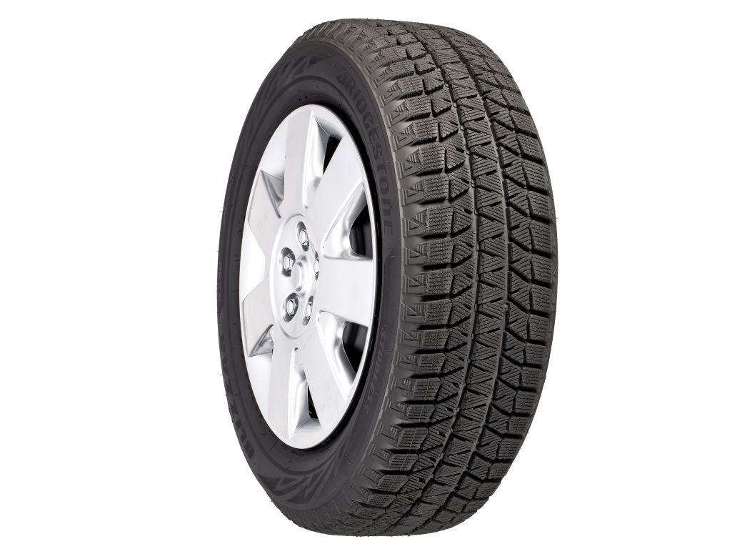 Bridgestone Blizzak WS80 Tire - Consumer Reports