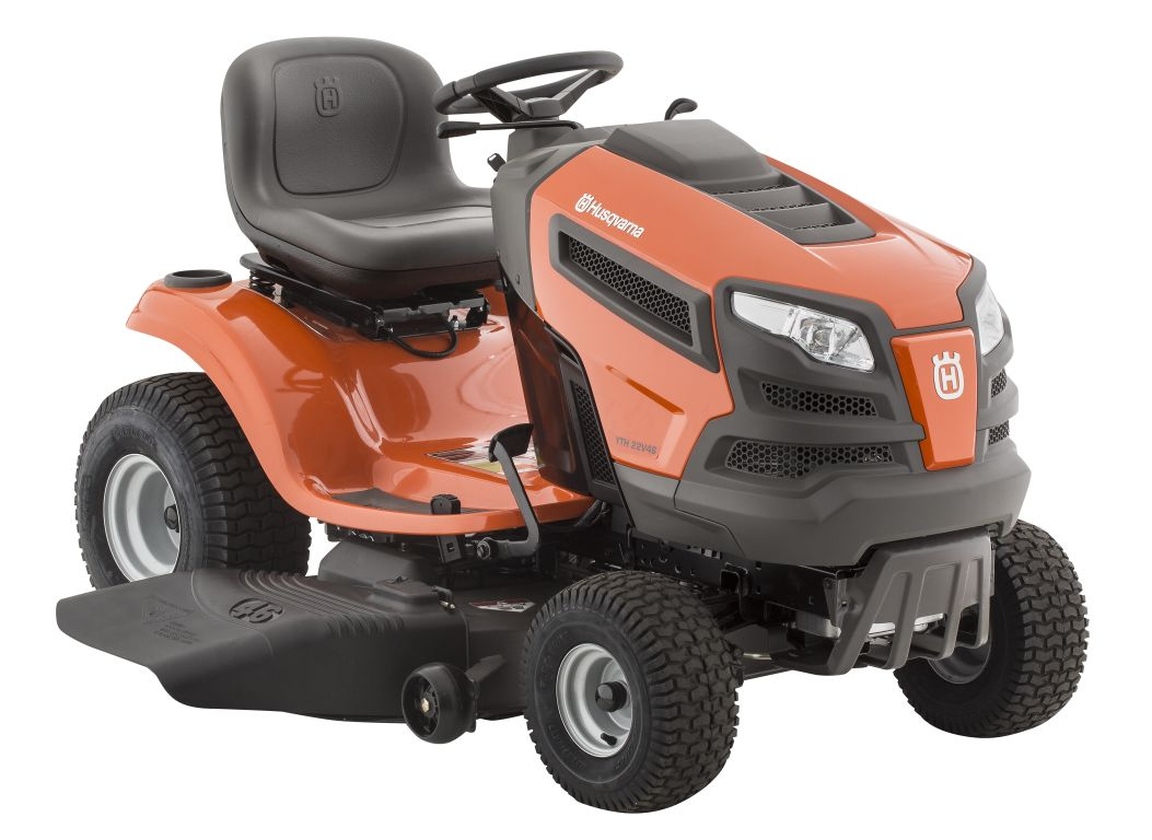 Husqvarna Lawn Tractor Mirrors : Husqvarna yth v lawn mower tractor consumer reports