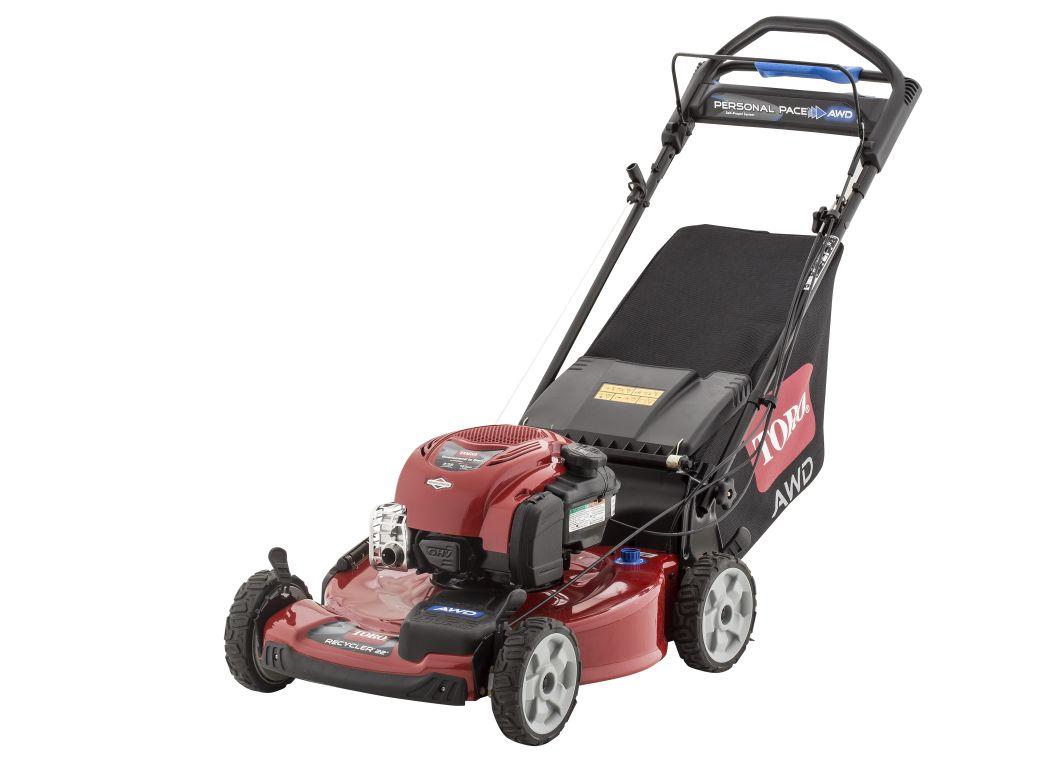 Toro Recycler 20353 self propelled mower