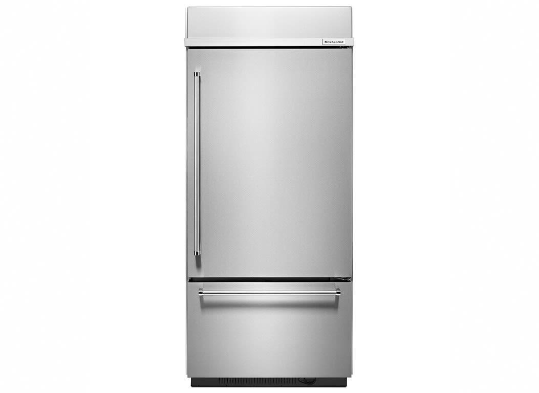 Kitchenaid Kbbr206ess Refrigerator Reviews Consumer Reports