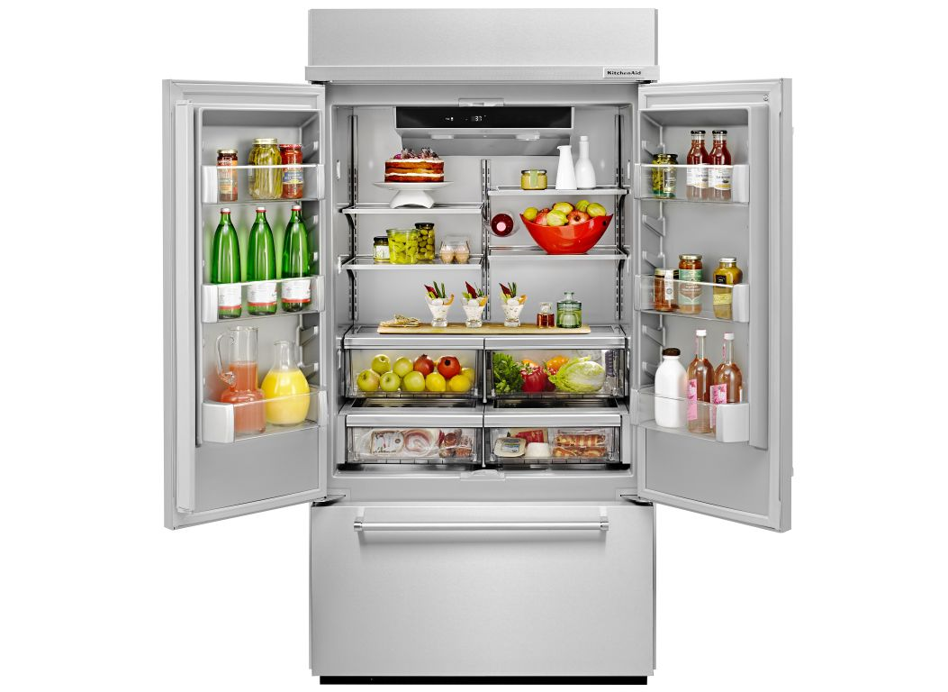 Charmant KitchenAid KBFN502ESS Refrigerator