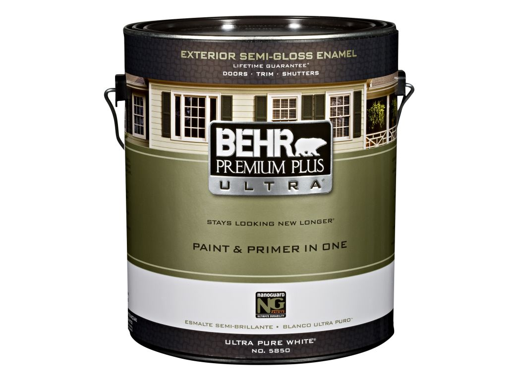 Behr Premium Plus Ultra Exterior (Home Depot) Paint