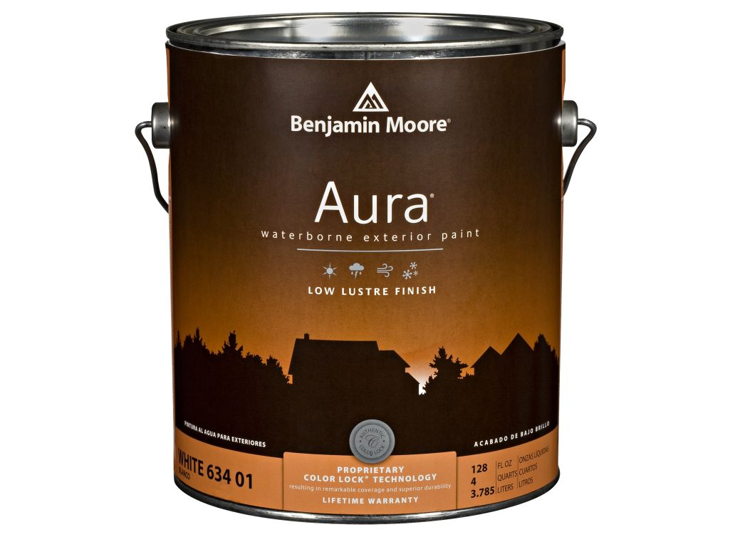 Benjamin Moore Aura Exterior Paint - Consumer Reports