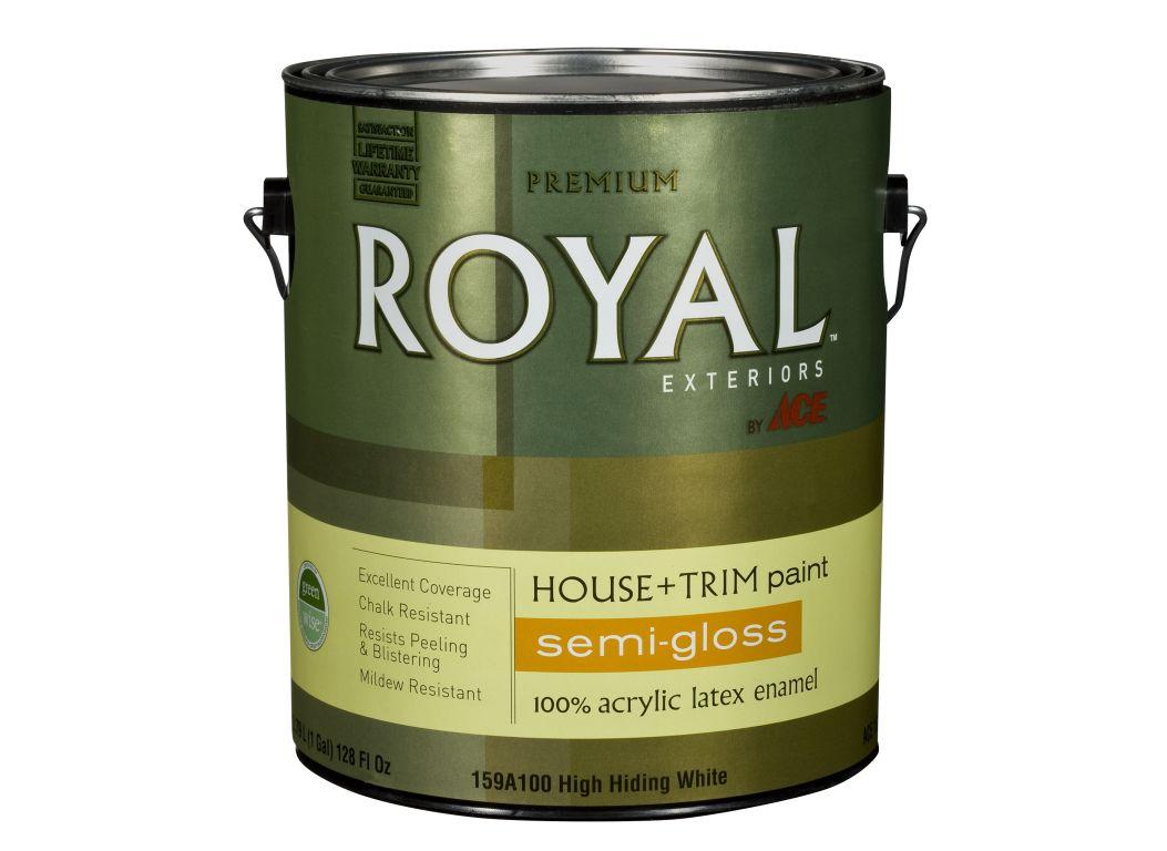 Ace royal exteriors exterior paint consumer reports - Consumer reports best exterior paint ...