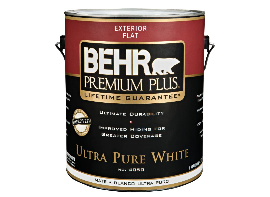 Behr Premium Plus Exterior (Home Depot) Paint Reviews