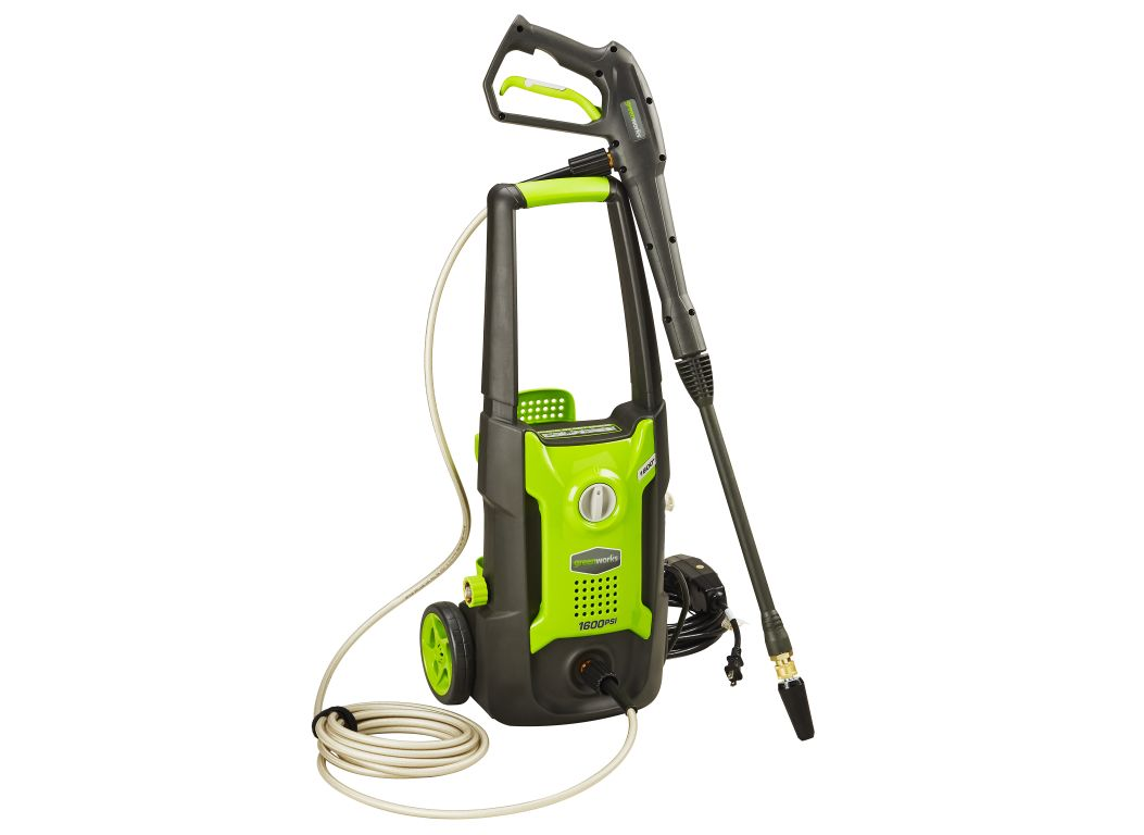 Greenworks Gpw1600 Pressure Washer Reviews Consumer Reports