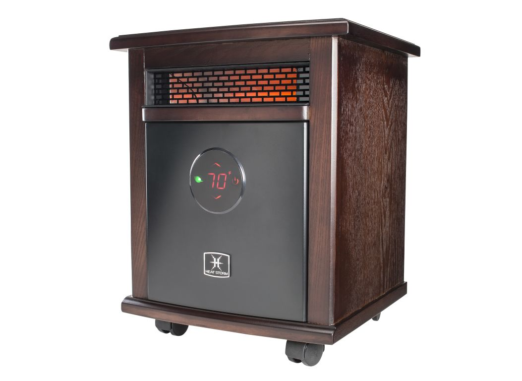 heat storm logan space heater prices consumer reports. Black Bedroom Furniture Sets. Home Design Ideas