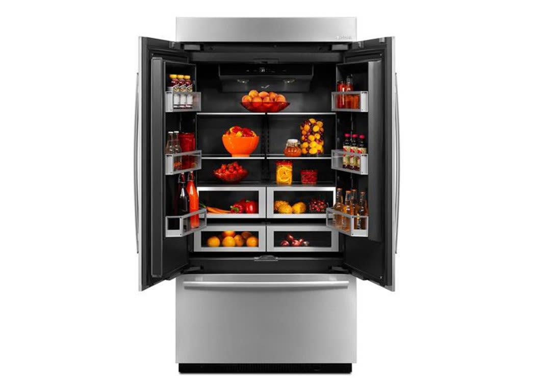 Jenn-Air JF42NXFXDE Refrigerator - Consumer Reports