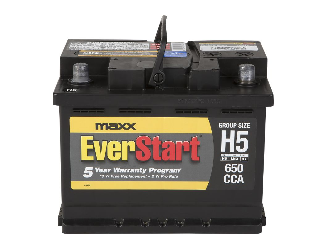 Everstart Battery Warranty >> EverStart MAXX-H5 Car Battery Reviews - Consumer Reports