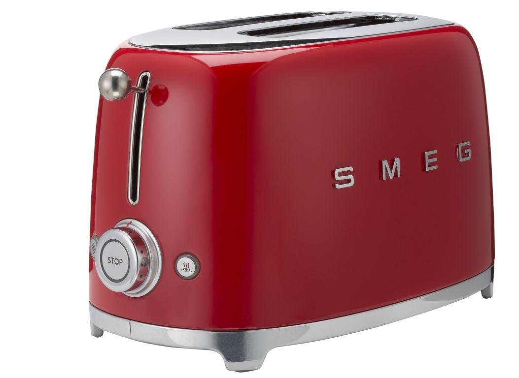 Smeg 2 Slice Tsf01 Toaster Amp Toaster Oven