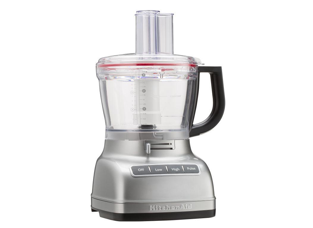 Kitchenaid Food Processor  Cup How To Use