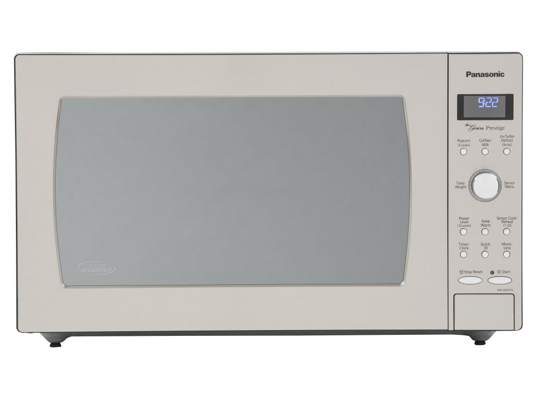 Panasonic Nn Sd975s Microwave Oven Reviews Consumer Reports