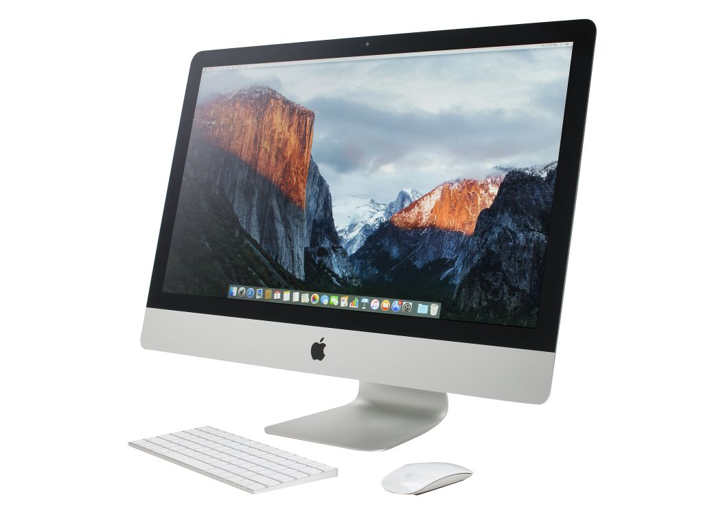 apple 27 inch imac with retina 5k display mk472ll a computer consumer reports. Black Bedroom Furniture Sets. Home Design Ideas
