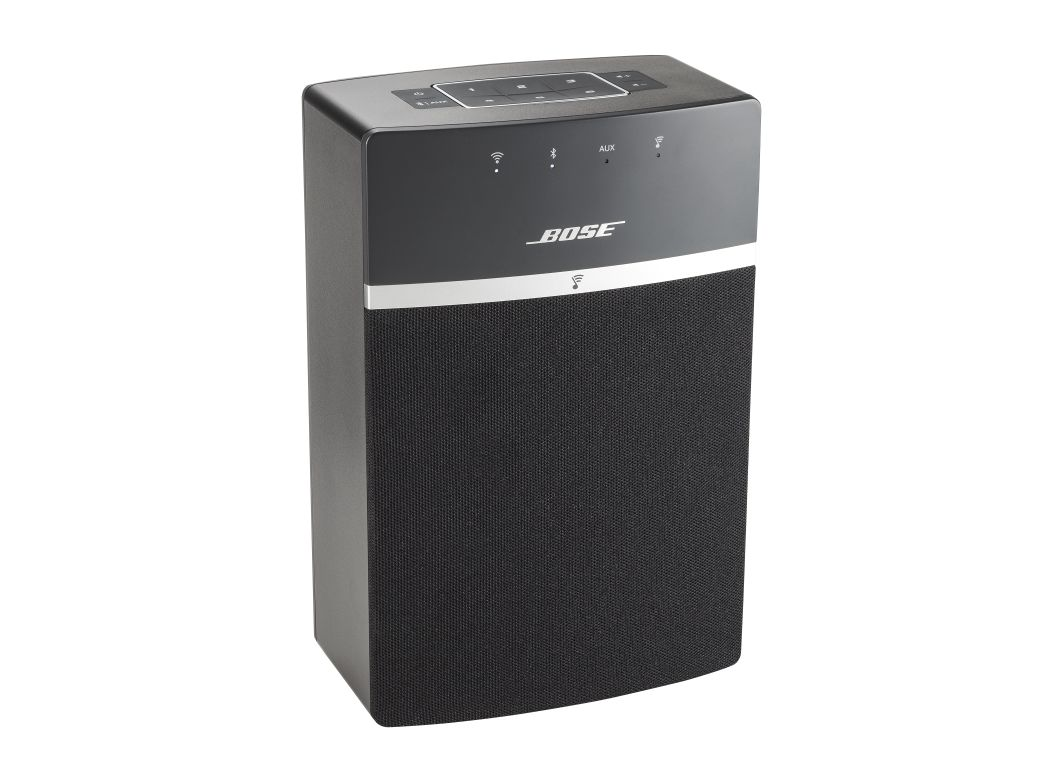 bose soundtouch 10 wireless bluetooth speaker consumer. Black Bedroom Furniture Sets. Home Design Ideas