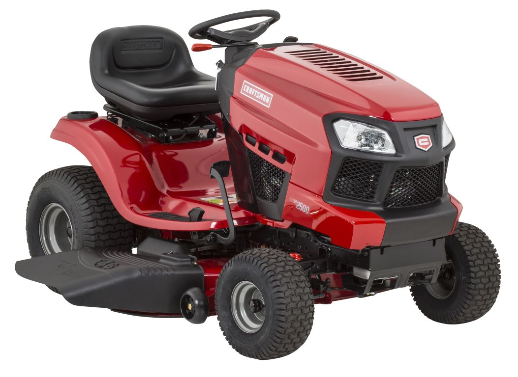 Craftsman 25583 Lawn Mower Amp Tractor Consumer Reports