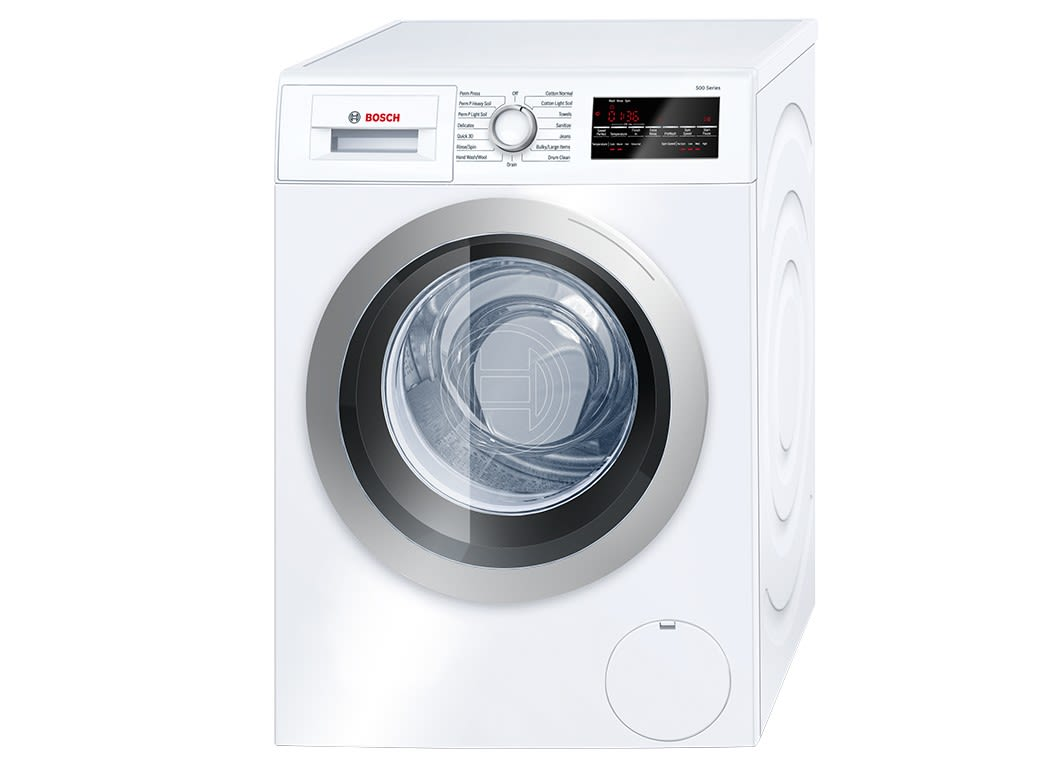 Bosch washing machine: reviews of buyers and experts 17
