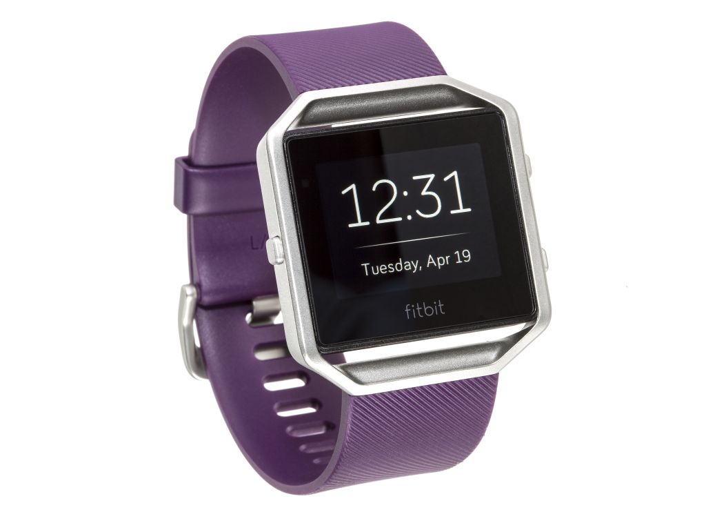 Fitbit Blaze Fitness Tracker Reviews - Consumer Reports