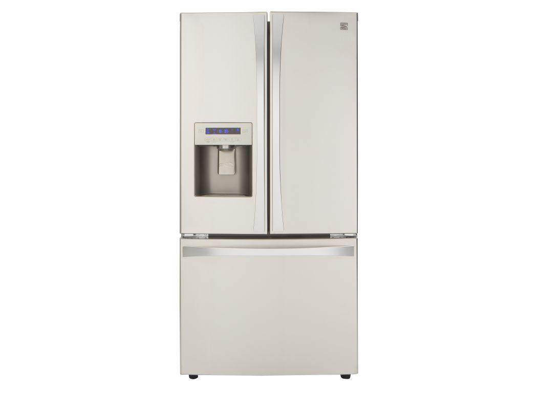 Kenmore Elite Counter Depth French Door Refrigerator Part - 15: Kenmore Elite 73133 Refrigerator