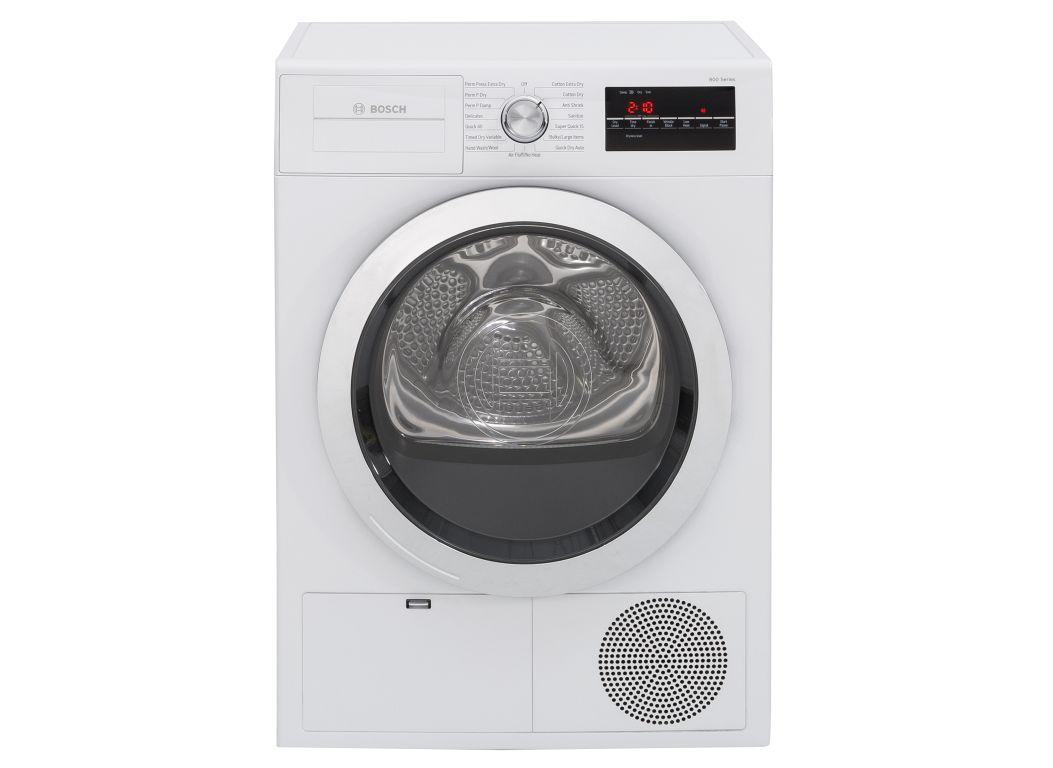 bosch 800 series washer. Bosch 800 Series WTG86402UC Clothes Dryer Washer