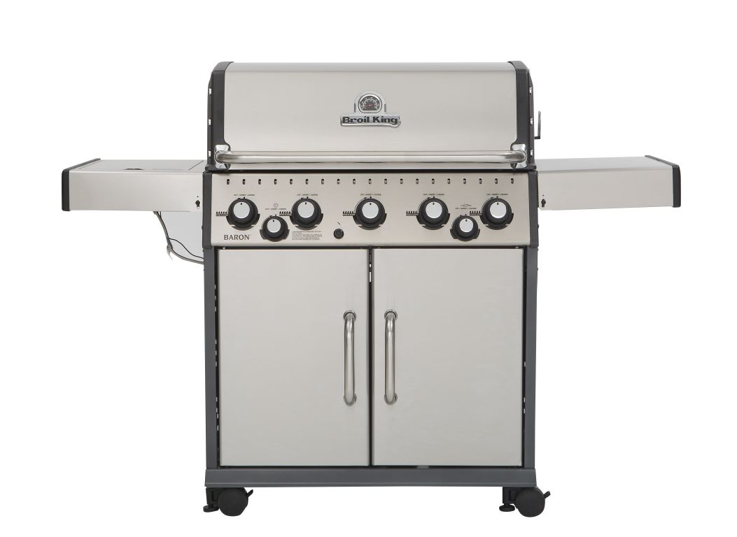 Broil King  Baron S Natural Gas Grill