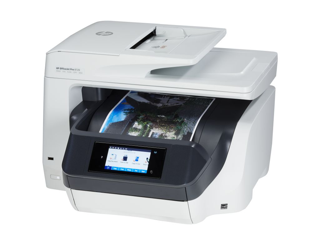HP Officejet Pro 8720 Printer - Consumer Reports