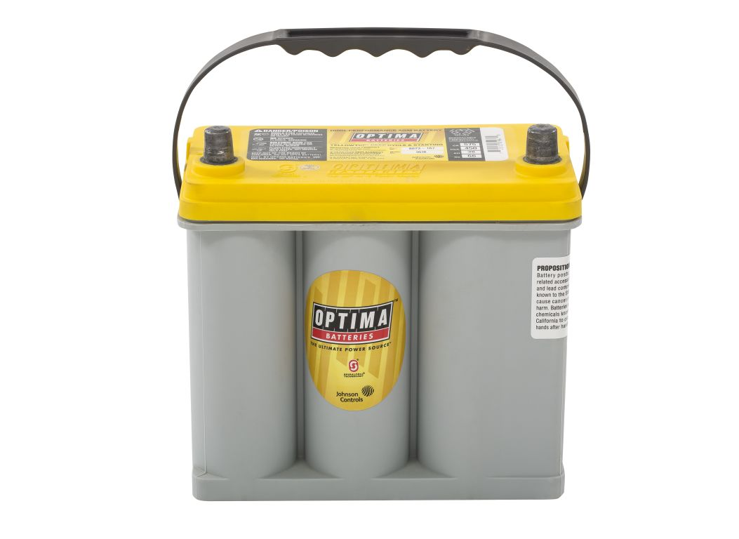 Car Battery Price: Optima 8073-167 D51R Yellow Top Car Battery Prices