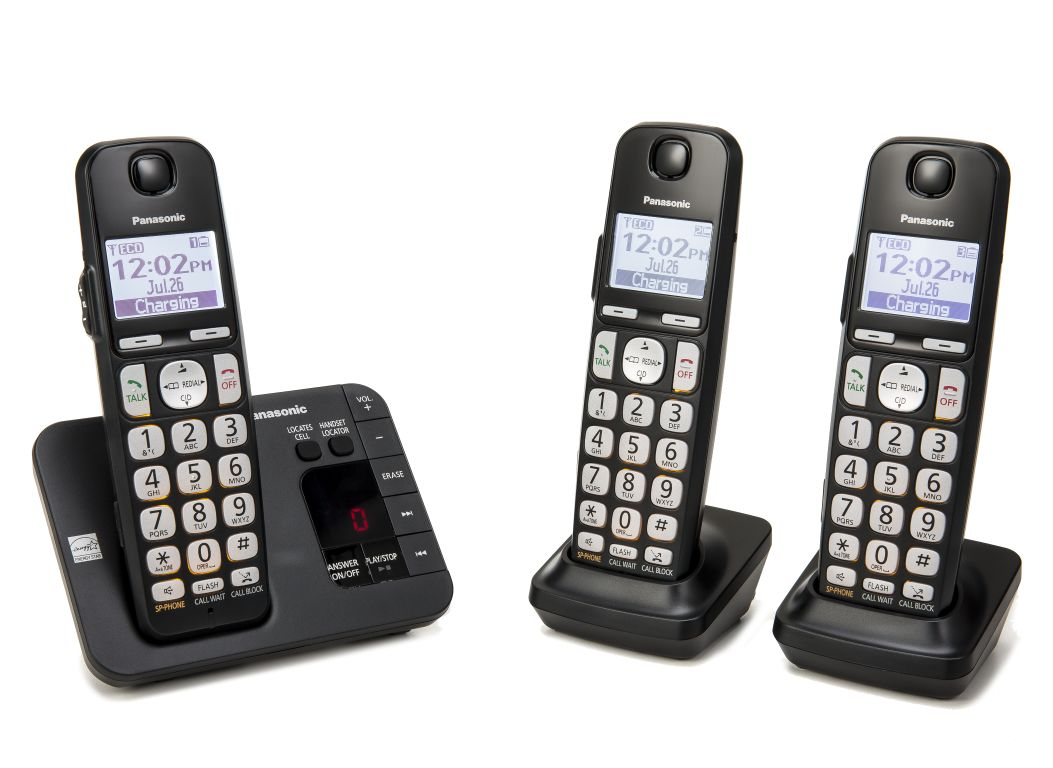 Panasonic Kx Tge433b Cordless Phone Consumer Reports