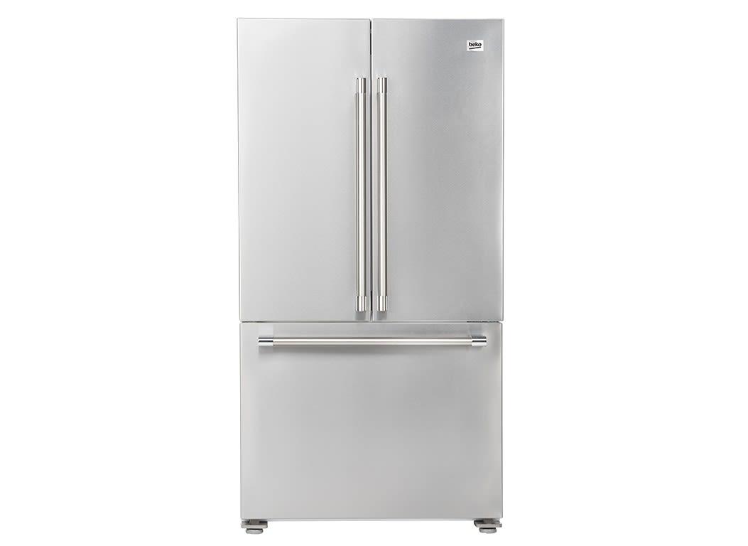 Beau Beko BFFD3620SS Refrigerator