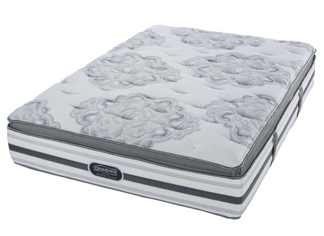 Beautyrest Platinum Hailey Luxury Firm Mattress Consumer