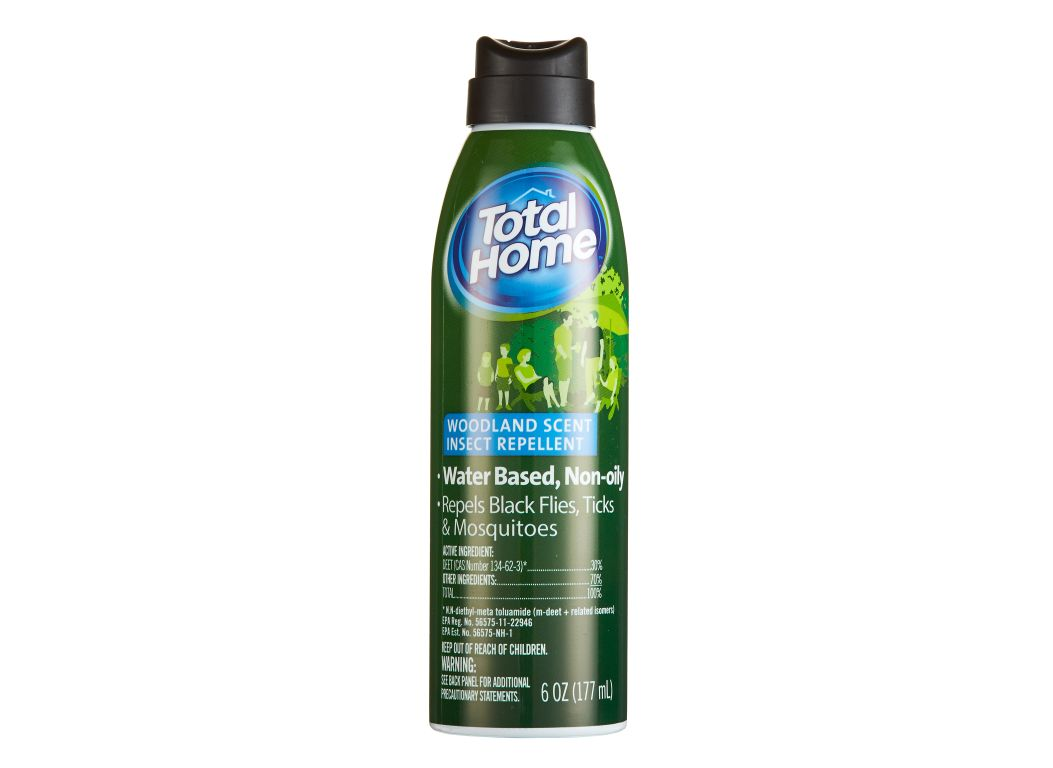 Total Home Cvs Woodland Scent Insect Repellent Insect