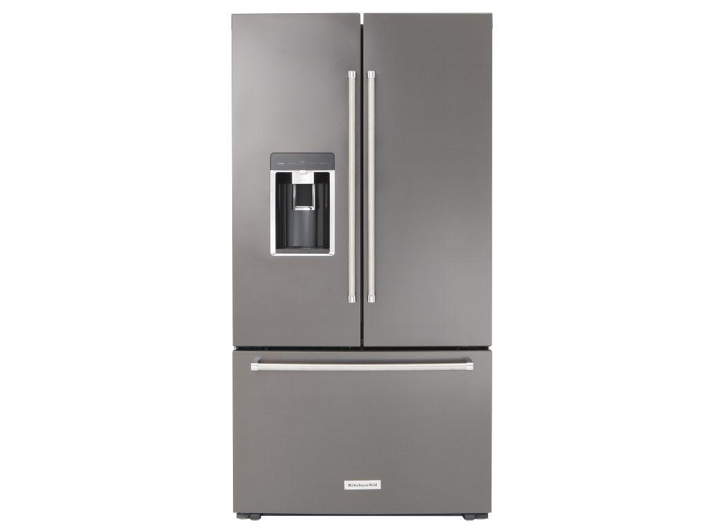 Best Kitchenaid French Door Refrigerator Ice Maker Leaking Image