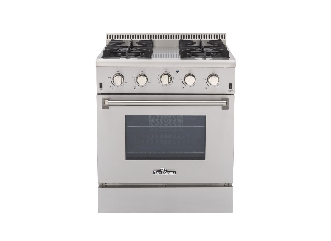 thor kitchen professional hrg3026u range - Thor Kitchen
