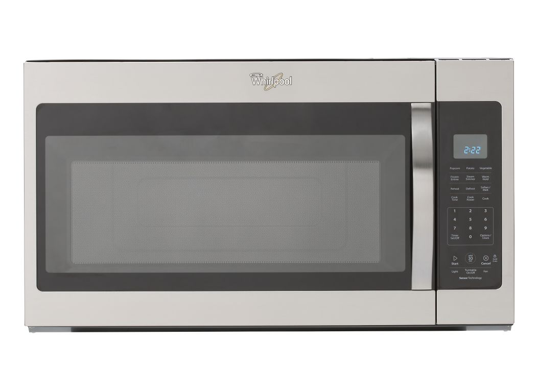 Whirlpool Wmh32519f Microwave Oven Specs Consumer Reports