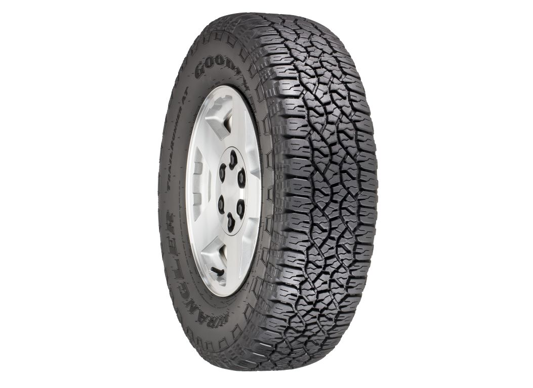 goodyear wrangler trailrunner at tire consumer reports. Black Bedroom Furniture Sets. Home Design Ideas