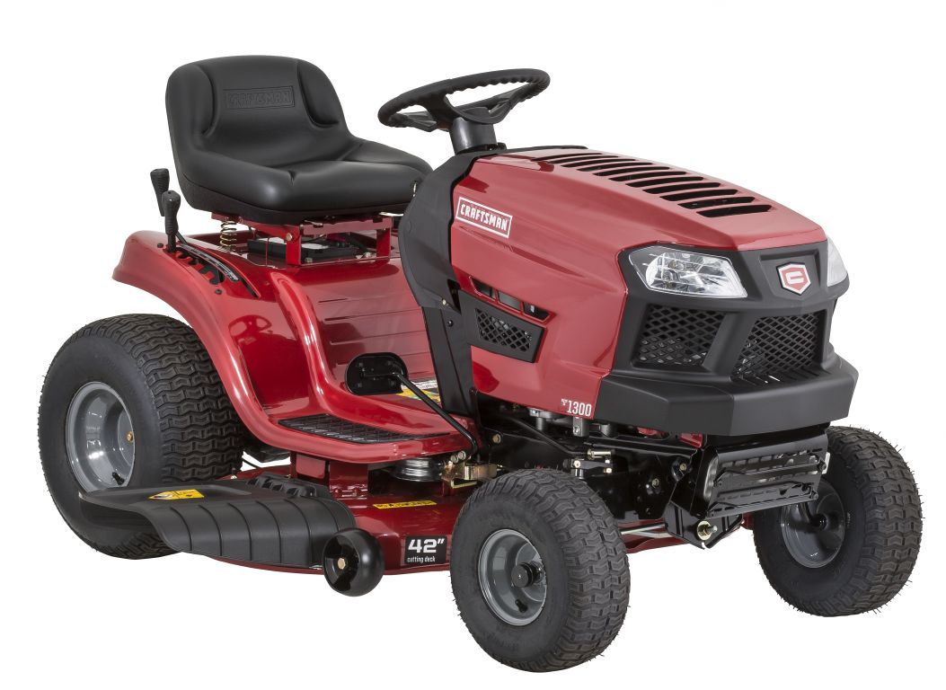 Craftsman Lawn Tractor Product : Craftsman lawn mower tractor consumer reports