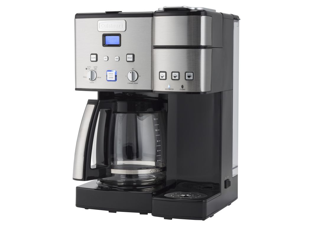 Cuisinart Coffee Center SS 15 Shop This Single Serve Maker