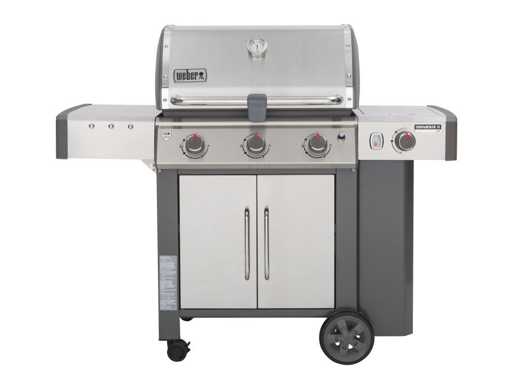 weber genesis ii lx s 340 grill reviews consumer reports. Black Bedroom Furniture Sets. Home Design Ideas