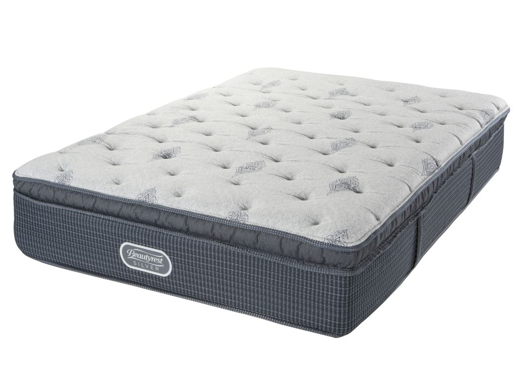 Beautyrest Silver High Tide Luxury Firm Summit Pillowtop