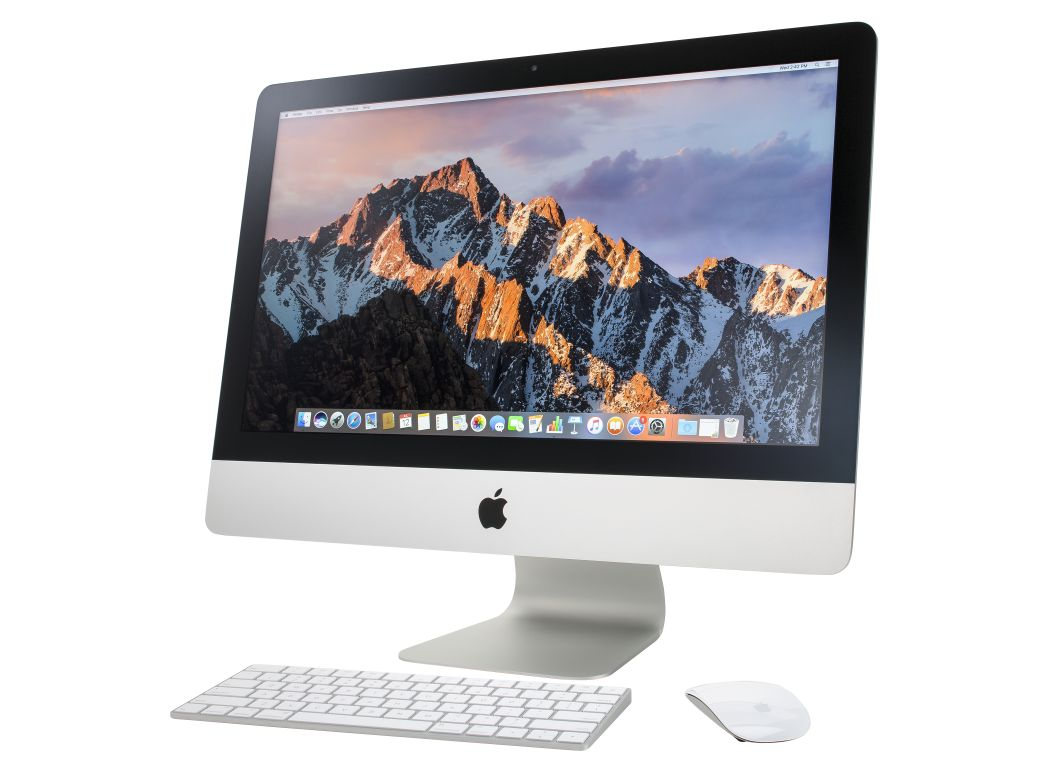 imac 21.5 inch how to use